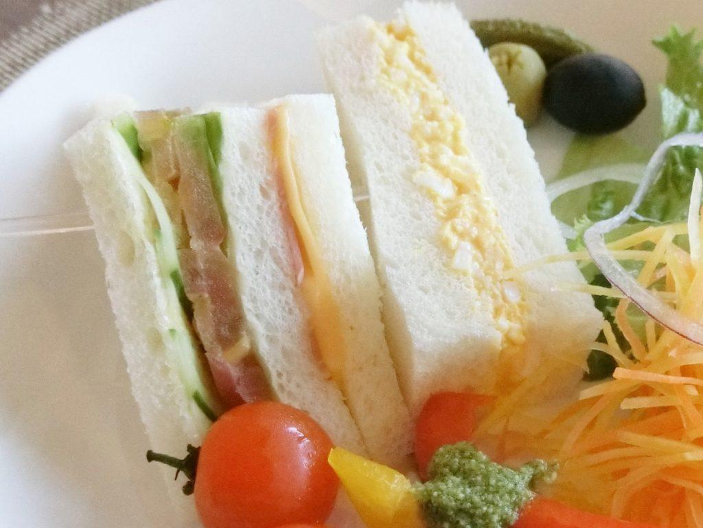 玉子サンドイッチ