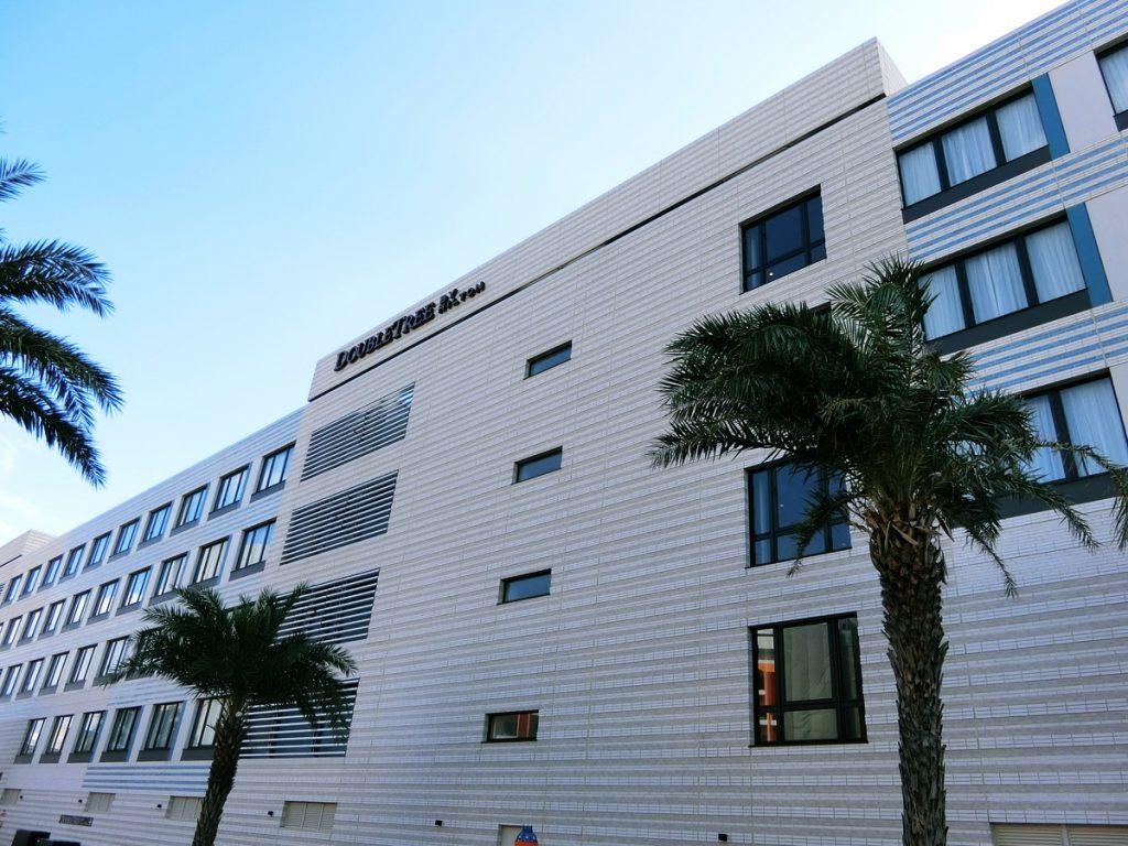ダブルツリーbyヒルトン沖縄北谷リゾート【宿泊記レビュー】2019年10月