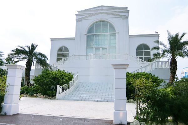 沖縄北谷で人気のリゾートウエディング【チャペル・結婚式場】